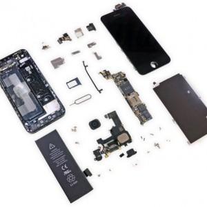 Apple Iphone 5 Preto Desmontado Img 01