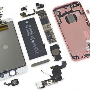 Apple Iphone 6s Rose Desmontado Img 01