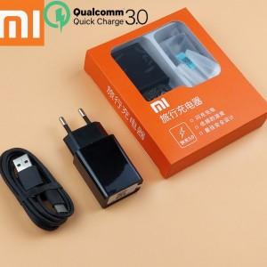 Carregador Rapido Xiaomi Qc 3 0 Usb C Preto Img 01