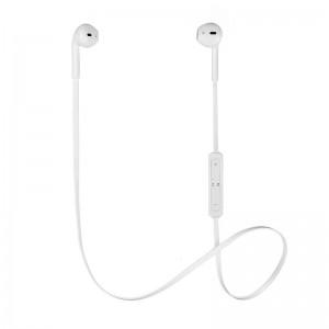 Fone De Ouvido Sem Fio Earpods Sports Wireless Stereo Bluetooth 4 1 Sy 206 Branco Img 01