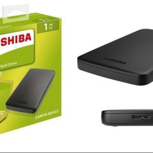 Hd Externo Toshiba 1tb Canvio Basics Usb 3.0