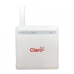 Modem Roteador Wifi Zte Mf253l Branco Lte Claro Desbloqueado