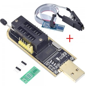 Modulo Ch341a Programador Usb Bios Flash Eeprom Series 24 25 Img 01