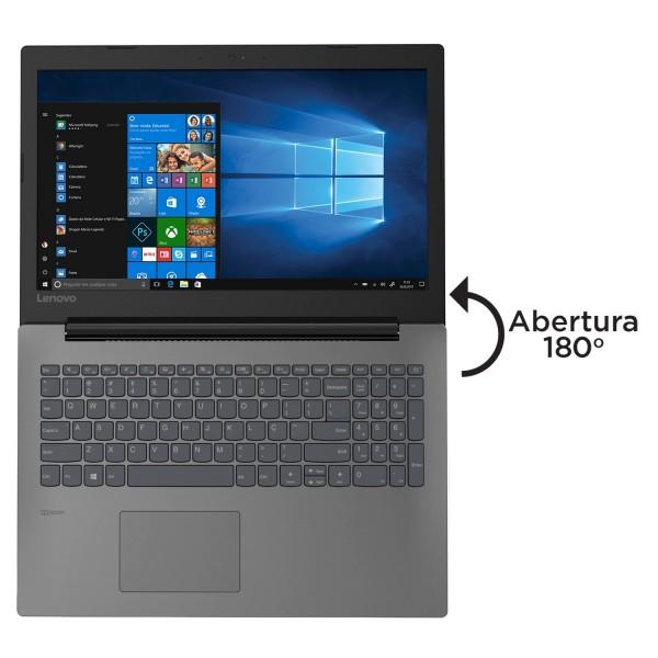 Notebook Lenovo Ideapad 330 15igm 81fn0001br Preto Img 05